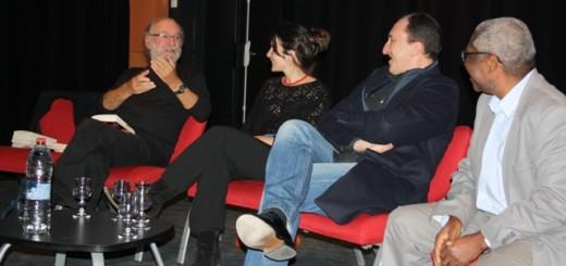 Félix, Irina, David et Jean-Jacques