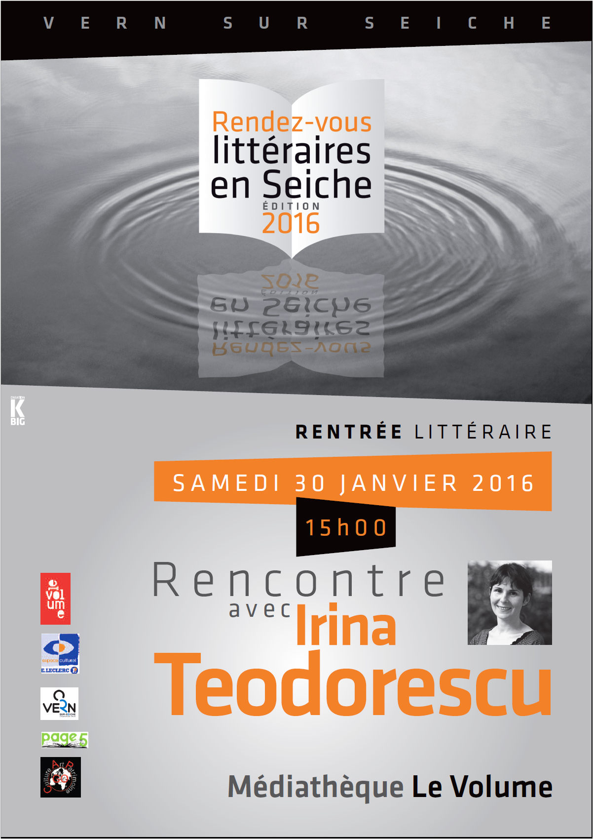 Rencontre litteraire